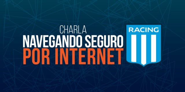 Navegando Seguro por Internet en Racing Club